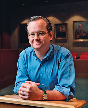 Larry Lessig Headshot