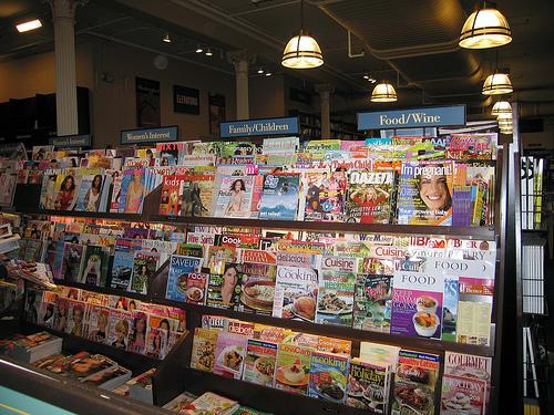 magazinestand