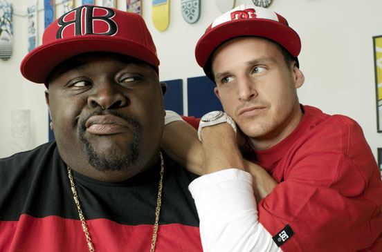 Image result for rob and big