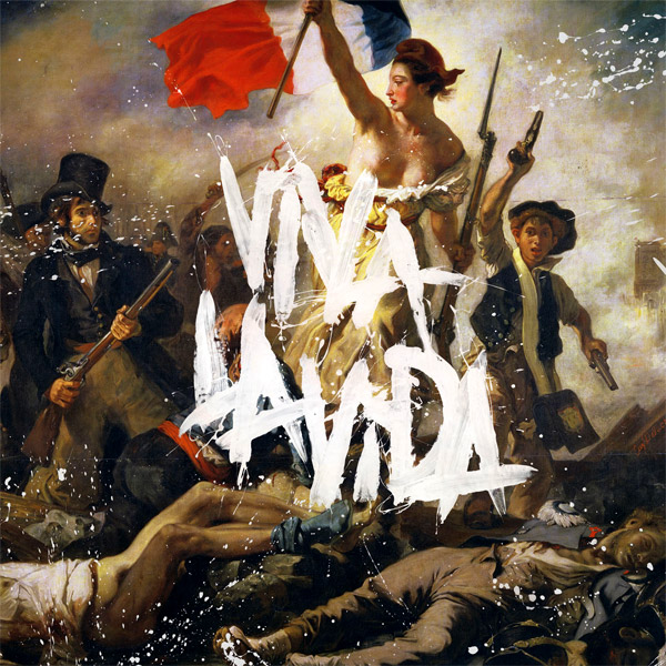 coldplay viva la vida album cover